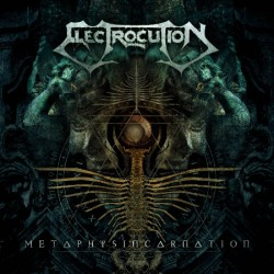 "ELECTROCUTION ""Metaphysincarnation"" LP"