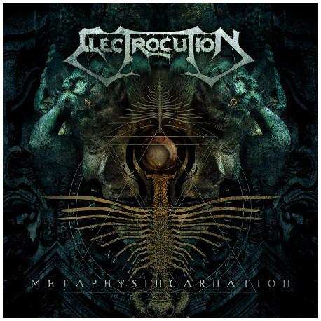 "ELECTROCUTION ""Metaphysincarnation"" LP"