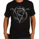 "VOID OF SLEEP ""liberty logo"" T-shirt"