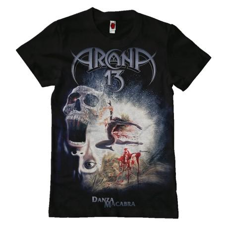 """ARCANA 13 """"Danza Macabra"""" T-shirt"""