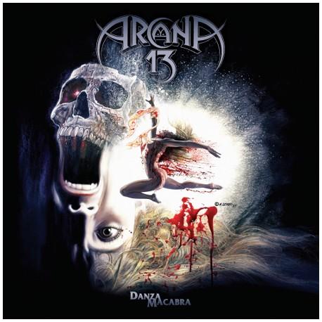 """ARCANA 13 """"Danza Macabra"""" CD"""