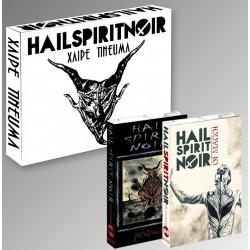 """HAIL SPIRIT NOIR """"ΧΑΙΡΕ ΠΝΕΥΜΑ"""" Box Tape"""