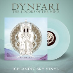 "DYNFARI ""The Four Doors of The Mind"" Icelandic Sky LP"