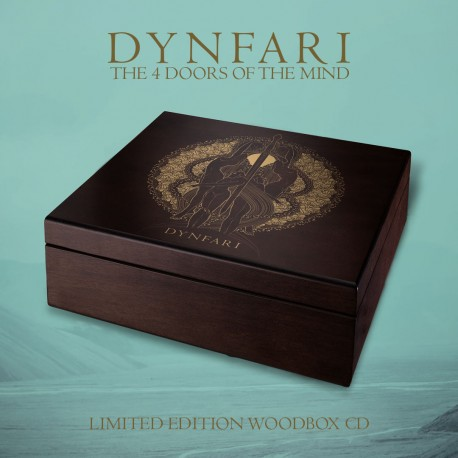 "DYNFARI ""The Four Doors of The Mind"" Woodbox"