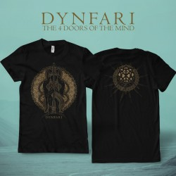 "DYNFARI ""The Four Doors of The Mind"" T-shirt"