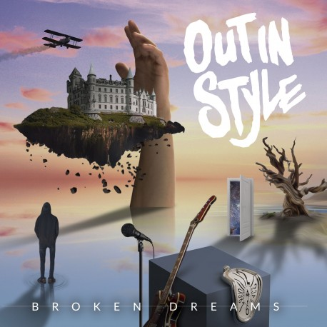 "OUT IN STYLE ""Broken"
