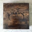 """KING GOAT """"Debt of Aeons"""" Wood Box"""