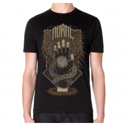 "AURAL MUSIC ""Cosmic Hand"" T-Shirt"
