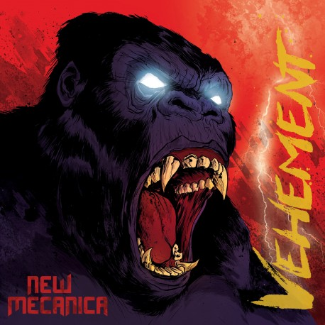 "NEW MECANICA ""Vehement"""