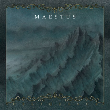 "MAESTUS ""Deliquesce"" CD"