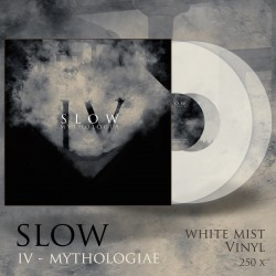 "SLOW ""IV - Mythologiae"" - White Mist DLP"