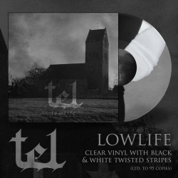 "TEL ""Lowlife"" LP (color)"
