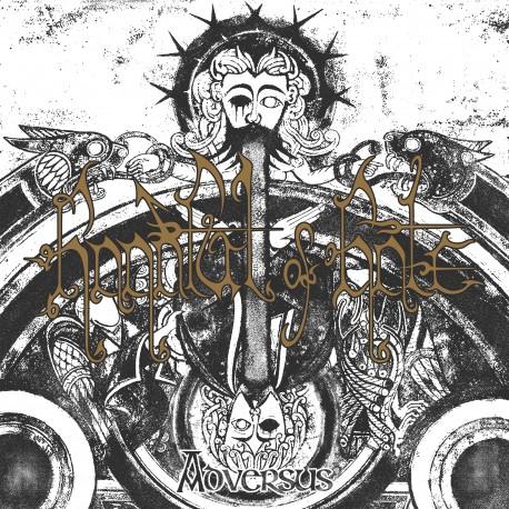 """HANDFUL OF HATE """"Adversus"""" CD"""