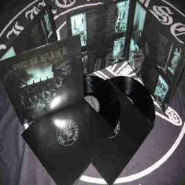 "VOID OF SILENCE ""Human Antithesis"" - Gatefold 2LP"