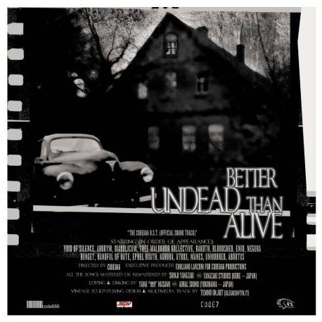 """VV.AA. """"Better Undead Than Alive"""""""