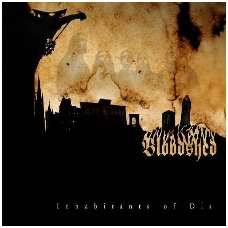 "BLOODSHED ""Inhabitants Of Dis"""