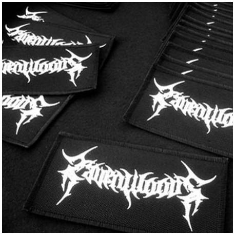 """RAVENWOODS - Patch """"Band Logo"""""""