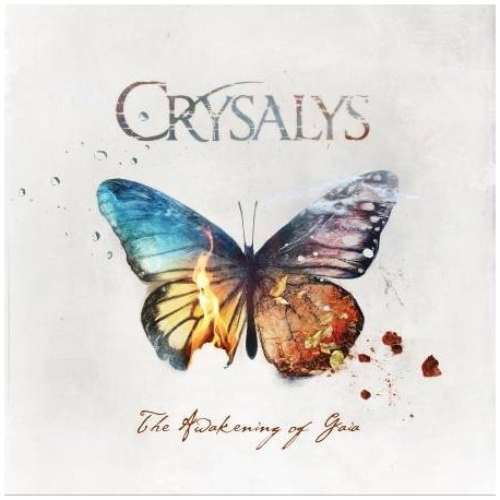 "CRYSALYS ""The awakening of Gaia"""