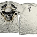 "FEN ""Dustwalker"" sand t-shirt"