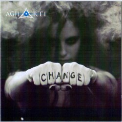 "AGHARTI ""Change"" CD"