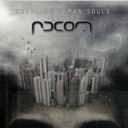 """NACOM """"Crawling Human Souls"""" CD"""
