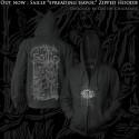 "SAILLE ""Spreading Havoc"" zipped hoodie"