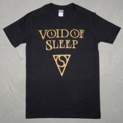VOID OF SLEEP logo t-shirt
