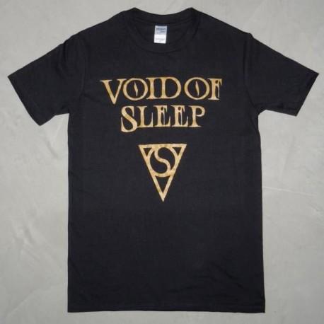 VOID OF SLEEP logo t-shirt