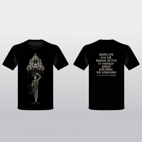 "CARPE NOCTEM ""in Terra Profugus"" T-SHIRT"