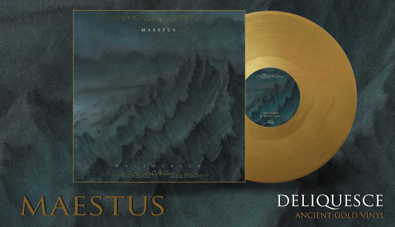 """Maestus """"Deliquesce"""""""