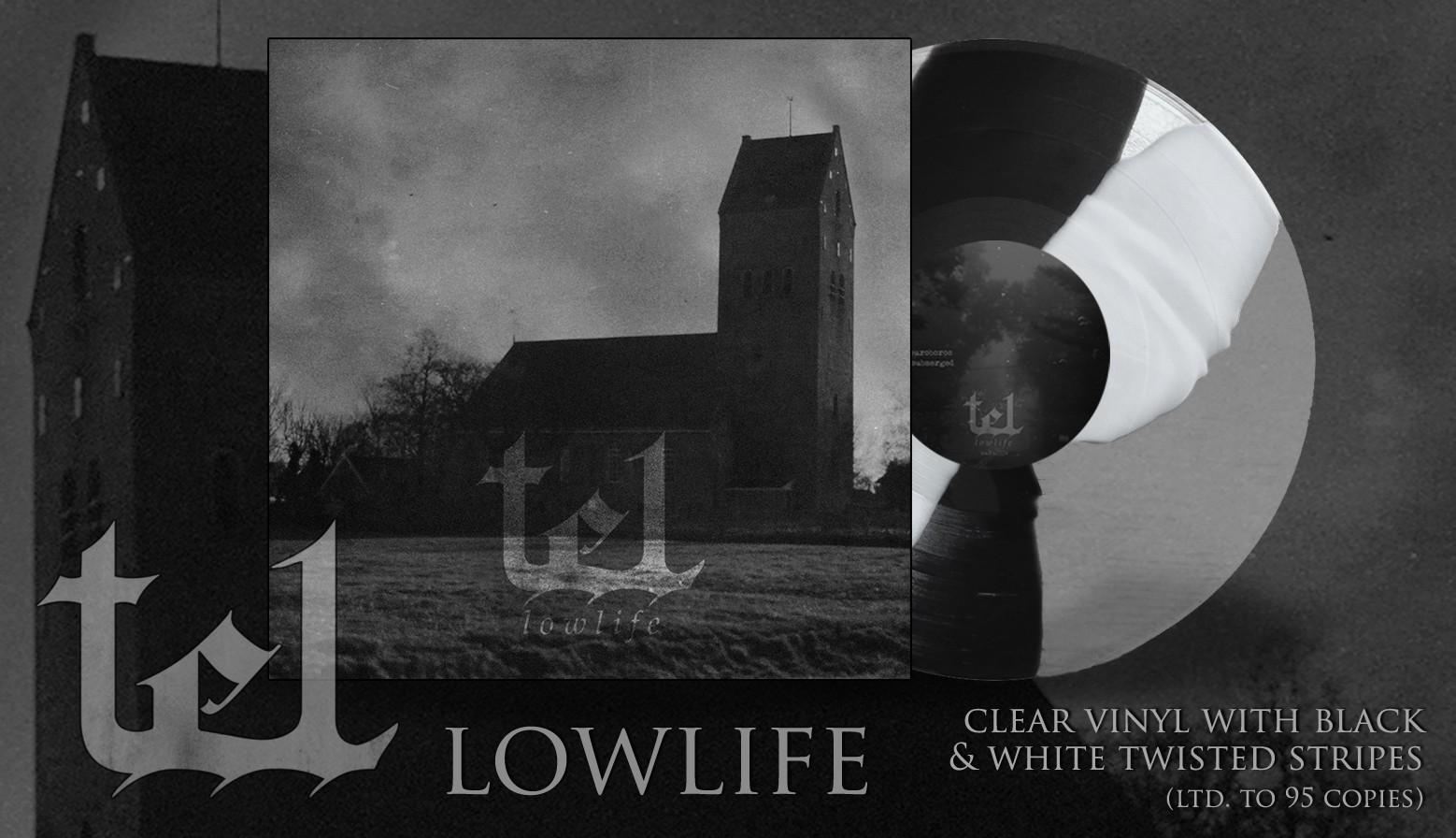 """TEL """"Lowlife"""" LP"""