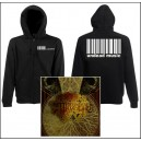 "CODE666 package - Hoodie + ""Better undead than alive 2"""