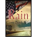 "RAIN ""Come Back Alive"" DVD"