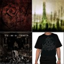THE AXIS OF PERDITION Super Package - 3 CDs + 1 TS