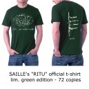 "SAILLE ""Ritu"" ltd. Edition T-shirt"