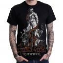 "HANDFUL OF HATE ""To Perdition"" T-shirt ltd edition"