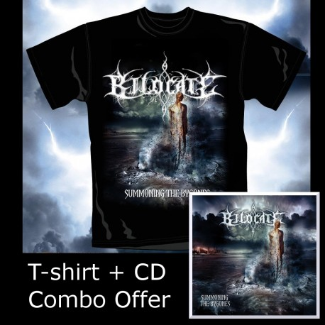 "BILOCATE ""Summoning the Bygones"" CD+Shirt"