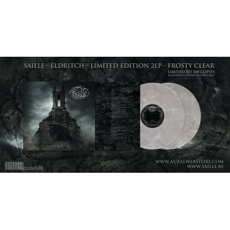 "SAILLE ""Eldritch"" 2LP"