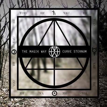 "THE MAGIK WAY ""Curve Sternum"""