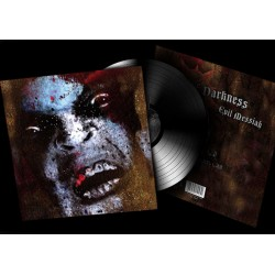 "CREST OF DARKNESS ""Evil Messiah"" LP"