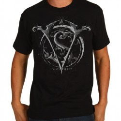 "VOID OF SLEEP ""liberty logo"" T-shirt"