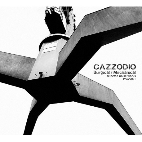 "CAZZODIO ""Surgical-Mechanical"""