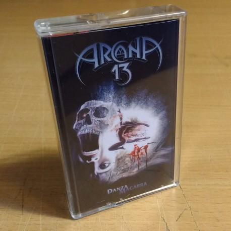 """ARCANA 13 """"Danza Macabra"""" Tape"""