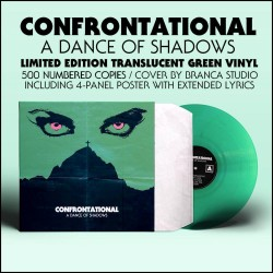 "CONFRONTATIONAL ""A Dance of Shadows"" LP"