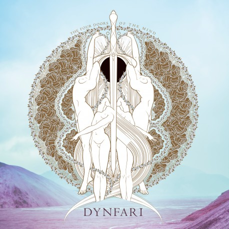 "DYNFARI ""The Four Doors of The Mind"" CD"