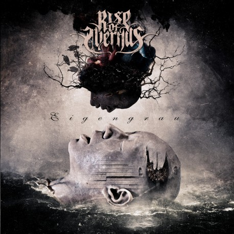 "RISE OF AVERNUS ""Eigengrau"" CD"