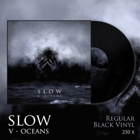 """SLOW """"V - Oceans"""" LP"""