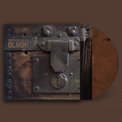 "OLHON ""Fortean Tales"" color LP"