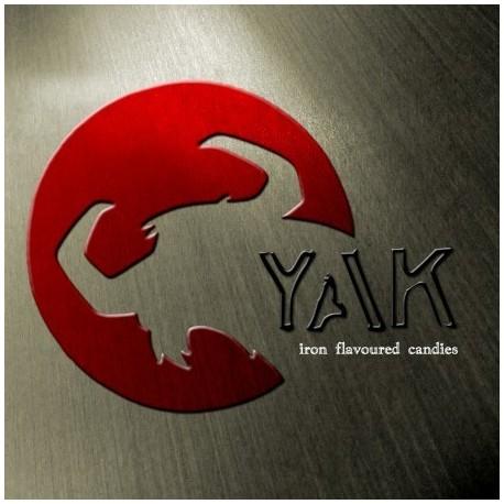 """YAK """"Iron Flavoured Candies"""""""