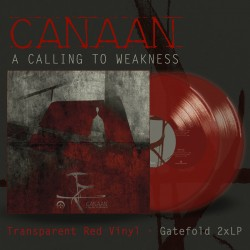 "CANAAN ""A Calling to Weakness"" color DLP"